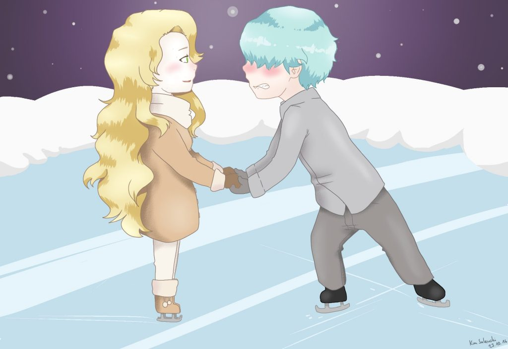v-and-rika-on-ice