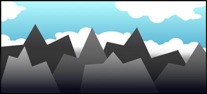 Bergkette Beitragsbild